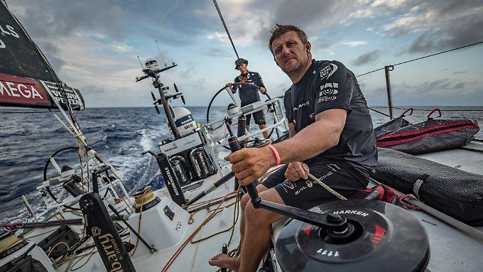 Der britische Segler John Fisher wird vermisst.