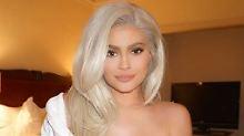 Unnatürlich blond: Kylie Jenner ist nicht wiederzuerkennen
