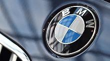 Angeblich falsche Abgaswerte: Auch BMW droht US-Sammelklage