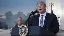 Schutzstatus aufgehoben: Trump zwingt Liberianer zur Ausreise