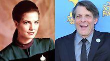 """Star Trek"" vor dem Traualtar: Jadzia Dax heiratet Mr. Spocks Sohn"