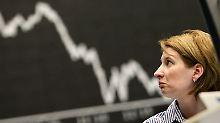 Der Börsen-Tag: Dax büßt seinen gesamten Gewinn ein