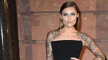 Tut sie's oder tut sie's nicht?: Stichtag für Thomallas Helene-Fischer-Tattoo