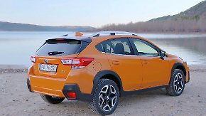 Markantes Einsteiger-SUV: Neuer Subaru XV spricht Individualisten an