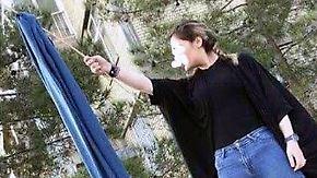 """""""98 Prozent wollen es nicht tragen"""": Irans Frauen protestieren gegen Kopftuchzwang"""