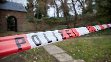 Obdachloser enthauptet: Polizei sucht mit Flugblatt nach Zeugen