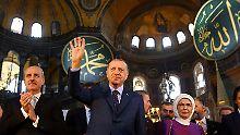 Nach Massenprotest in Gaza: Erdogan kritisiert Israel scharf
