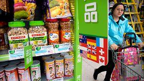 Wein, Obst, Schweinefleisch: China erhebt Strafzölle auf 128 US-Produkte