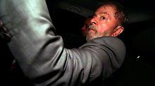 Für Luiz Inácio Lula da Silva sieht es schlecht aus.