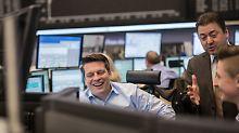 Der Börsen-Tag: EZB-Effekt: Dax schießt nach oben