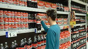 Harte Regeln für Softdrinks: Wie viel Zucker ist erlaubt?