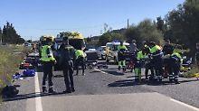 Tragischer Tod auf Mallorca: Deutscher Radler stirbt nach Porsche-Unfall