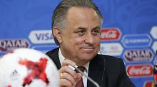 Der Sport-Tag: Medien: Mutko kehrt als Fußballchef Russlands zurück