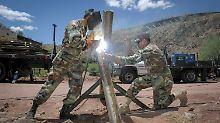 Truppen statt Mauerbau zu Mexiko: Texas und Arizona entsenden Nationalgarde