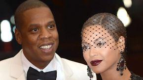 Promi-News des Tages: Paar-Therapie rettet Ehe von Jay-Z und Beyoncé