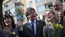 Deutsches Puigdemont-Urteil: Spanien zweifelt am Sinn von Schengen