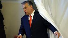 Konservativer Burgfrieden?: EVP behält umstrittene Fidesz in Fraktion