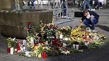 Nach Amokfahrt in Münster: Reul will Innenstädte nicht zubetonieren