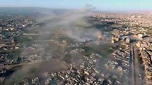 Drohungen im UN-Sicherheitsrat: Russland warnt USA vor Eingreifen in Syrien
