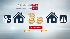 35 Millionen Grundstücke betroffen: Karlsruhe moniert Bemessung der Grundsteuer