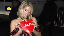 Ach, ist das aufregend: Paris Hilton plant die Hochzeit