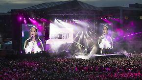 Promi-News des Tages: Ariana Grande kehrt nach Manchester-Terror zurück