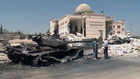 n-tv Reportage: Sieben Jahre Krieg legen Syrien in Trümmer