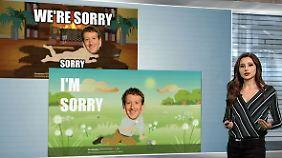 n-tv Netzreporter: User zerpflücken #Zuckerberg
