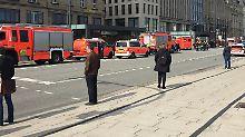 Mitten im Zentrum von Hamburg: Kind und Mutter bei Messerangriff getötet