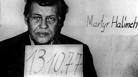 Schleyer wird von der RAF entführt und später ermordet.