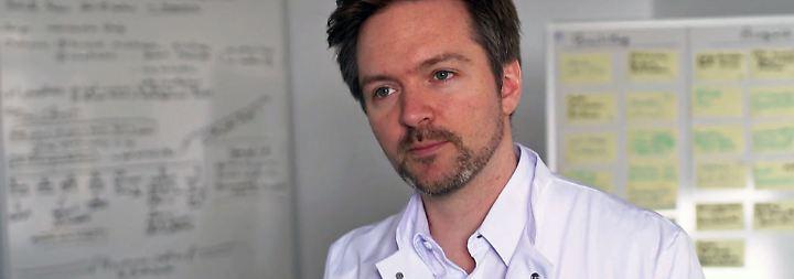 """Startup News: Simon Weidert, Klinikum Universität München: """"Organdruck befindet sich in sehr frühem Stadium"""""""