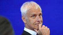 Abfindung so teuer wie Vertrag: Müller bekommt wohl neue Funktion bei VW
