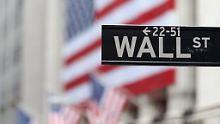 Wall Street verzeichnet Gewinne: Anleger glauben an Entspannung in Syrien