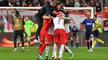 Überraschung in der Euro-League: Salzburg triumphiert, Arsenal zittert