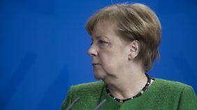 """Geteilte Meinungen nach Luftschlägen: Merkel nennt Bombardement in Syrien """"erforderlich und angemessen"""""""