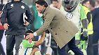 """Wolfsburg leidet weiter, bekannte der ratlose VfL-Coach Bruno Labbadia: """"Es ist zu spüren, dass die Mannschaft darüber extrem traurig ist. Es ist wirklich sehr schade, dass wir uns für den hohen Aufwand nicht belohnt haben."""""""