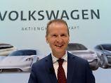 Viel Macht für neuen VW-Chef: Diess soll auch Audi-Aufseher werden