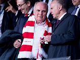 """Frankfurt """"ziemlich unverschämt"""": Bayern-Präsident Hoeneß wütet in Interview"""