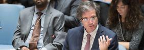 Verhandlung im UN-Sicherheitsrat: Frankreich legt neue Syrien-Resolution vor