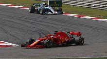 Ricciardo gewinnt Shanghai-Drama: Verstappen-Crash kostet Vettel WM-Punkte