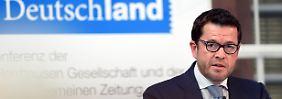 """Deutsche Enthaltung in Syrien: Guttenberg wirft Merkel """"Ausreden"""" vor"""