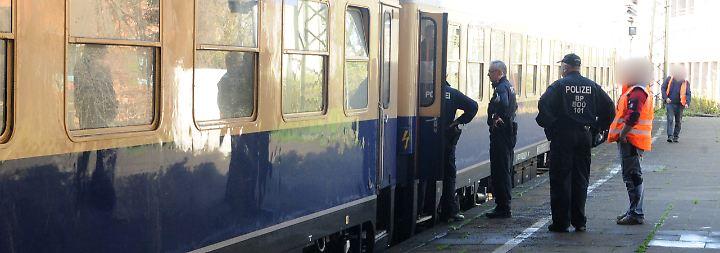 Mutmaßliche Vergewaltigung im Zug: Tatverdächtiger Gladbach-Fan stellt sich