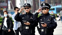 Meldung ausländischer Spionage: China schaltet Spitzelseite frei