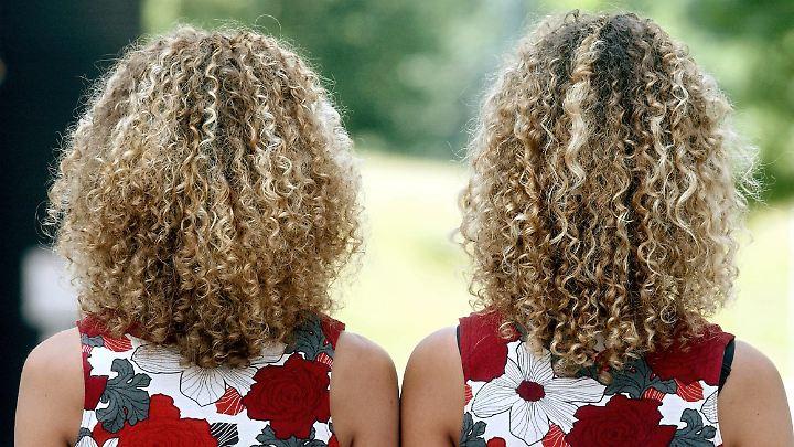 Die Forscher fanden unter anderem heraus, dass Frauen bedeutend hellere Haare haben als Männer.
