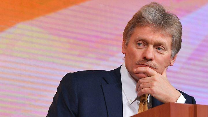 Dmitri Peskow
