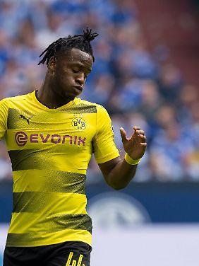 Batshuayi fehlt dem BVB im Saisonfinale.
