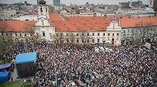 Krise nach Journalistenmord: Neuer slowakischer Innenminister tritt zurück