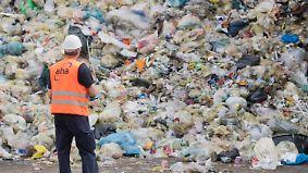 Appetit auf Plastik: Forscherteam erschafft versehentlich Super-Enzym