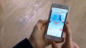 Mit einem Wisch zum neuen Job: Eurowings sucht per Tinder neue Mitarbeiter