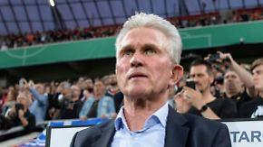 """Holter zum Bayern-Einzug ins Pokalfinale: """"Man wird Jupp  Heynckes ein Denkmal hinstellen"""""""